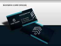 Business Card Design For Real Estate Company SS Builders