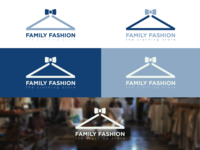 Family Fashion Garments Shop Logo - Korangi Karachi