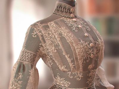 Tutorial creating dress in Marvelous Designer marvelous designer zbrush visualization dress realistic art 3d