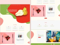Snacks Packaging home page