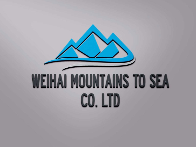 Welhai Mountain To sea Co. Logo