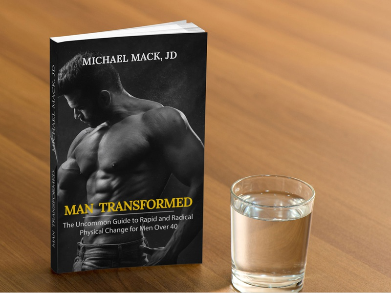 Michael Mac JD fitness book cover