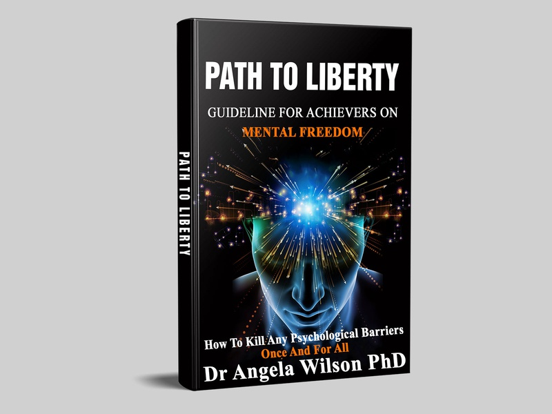 Path To Liberty Book Cover Design