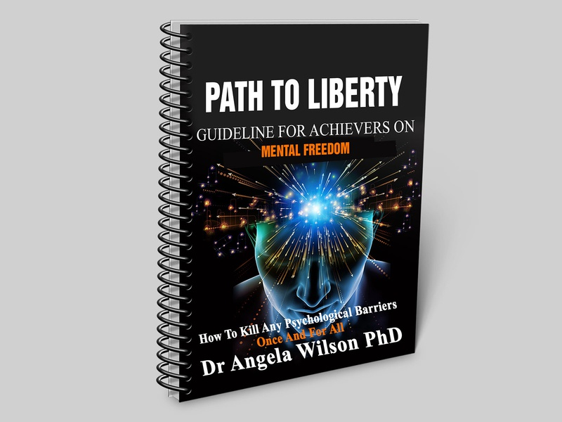 Path To Liberty Work book Design