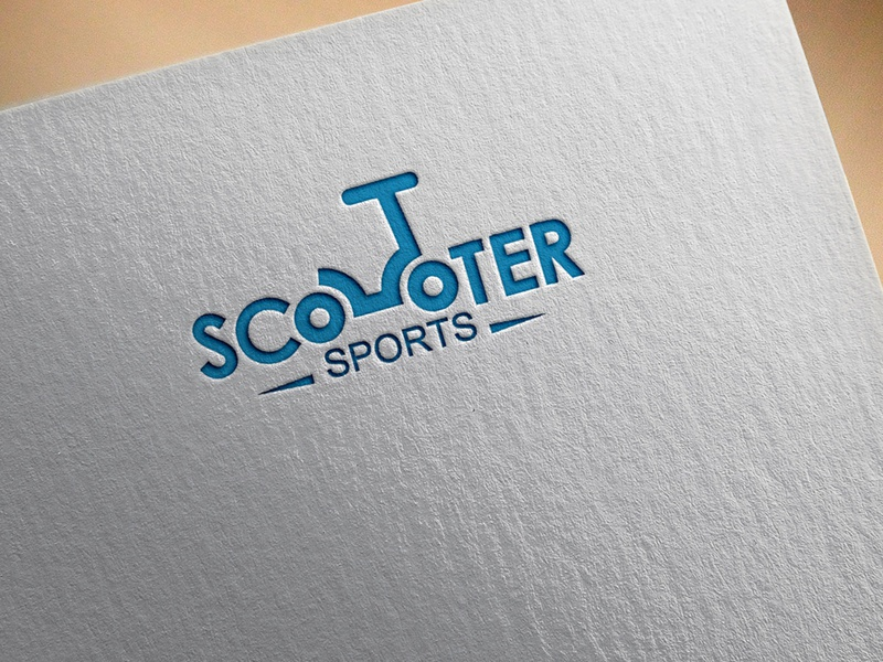 Scooter Sports Logo