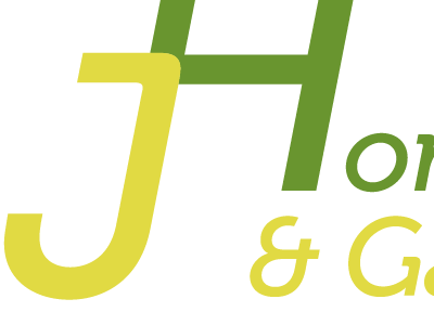 J Horticulture & Gardening logo horticulture groundskeeper adobe illustrator logo