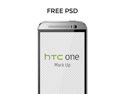 Free HTC ONE M8 Mock Up Template // Rheinfabrik