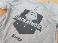 Hackathon Shirt Design trivago Mobile Team