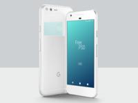 Google Pixel Free PSD