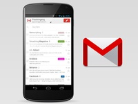 wouldn't it be nice? iOS-Style Gmail for Android!
