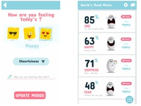 Mood Chat App