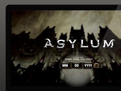 "The Disturbed - ""Asylum"" experience video full screen bkwld"