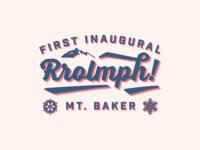 1st Inaugural Rrolmph