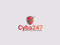 Logo Design For Cyba247