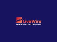Logo Design For Live Wire