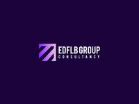Logo Design For EDFLB Group