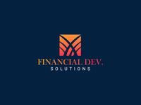 Logo Design For Financial Development