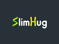 Logo Design For Slim Hug