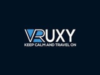Logo Design For Vruxy