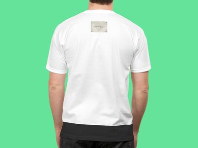 Work-Bench Shirt tshirt shirt fashion brand identity tag apparel