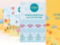 Kleiderrausch / Winter postcards