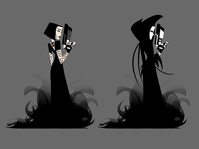 Grim death reaper grim