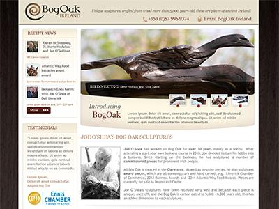 Bogoak Ireland ireland sculpture craft bogoak