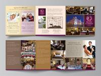 Clybaun Hotel Brochure Design