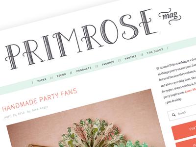 Primrose Mag