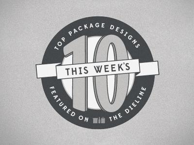 Top Package Designs Stamp