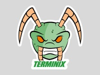 Terminix Sticker