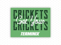 Terminix Tasties Sticker