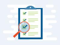 Checklist - Spot Illustration