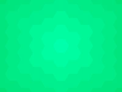 Green background gradient