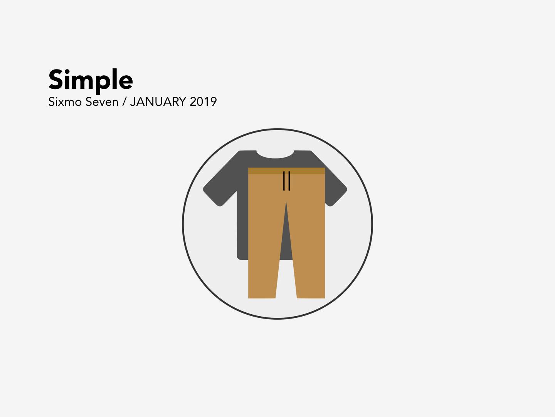 Sixmo Seven sketchapp sketch design logo pants t shirt clothing sixmo amazon