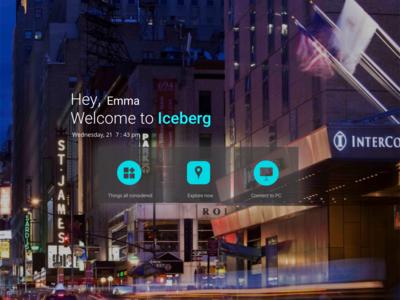 Iceberg_self-driving car window interface