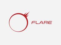 Flare Logo Design
