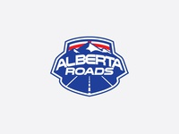 Alberta Roads Logo Design