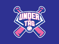Under the Tag Logo Design - version 2
