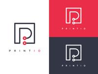 PrintIO Logo