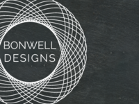 Bonwell Designs updated branding