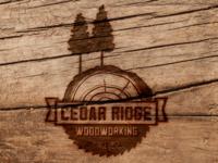 Cedar Ridge Logo concept 02