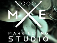 Mark Elting Studio Logo design