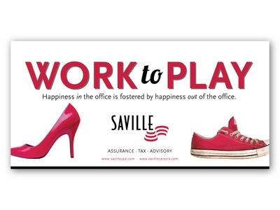 Work to Play Recruitment Campaign