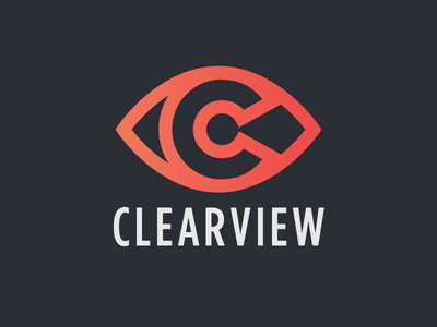 Clearview Music Group clearview eye logo