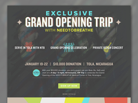 NEEDTOBREATHE VIP Trip