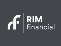 RIM financial logo