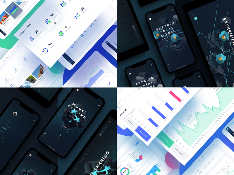 Check out my #Top4Shots on @Dribbble from 2018 design web icon ui ux app