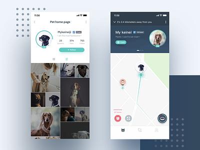 Neptune Meng-APP ux design icon ui app