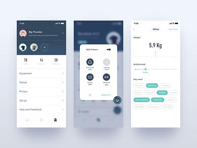 Neptune Meng-APP design icon ux ui app